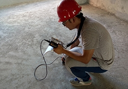 楼板厚度检测